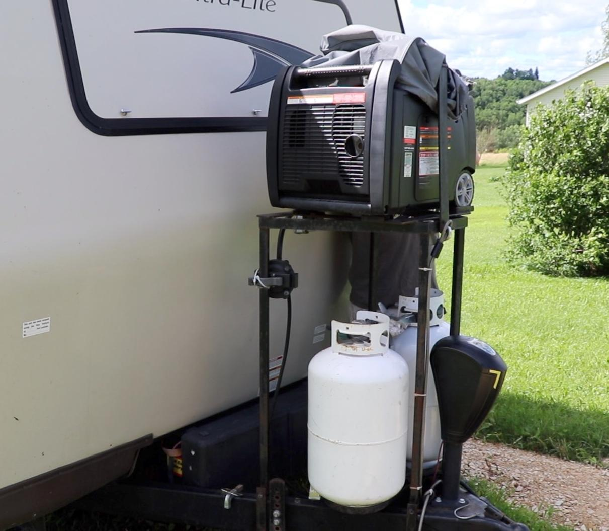 Rv Solar Generator Get The Best Rig For Boondocking How We Wiring Power Adapter 30 Amp Female 15 Male Arcon This Was A Great Purchase And Perfect Life Imho It Has Plenty Of Is Ready Propane Right From Factory